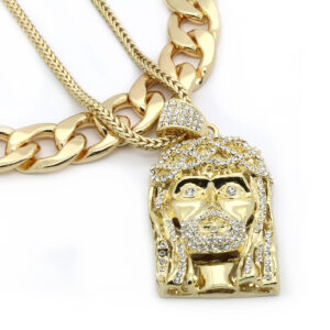 14k Gold Plated 20mm 30