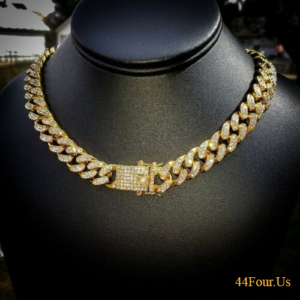 Iced Out Miami Cuban Link