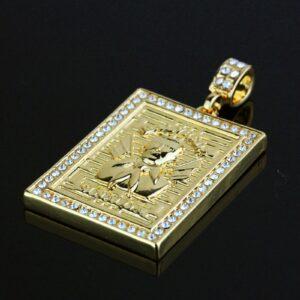 14k Gold Plated Cz MALVERDE w/30