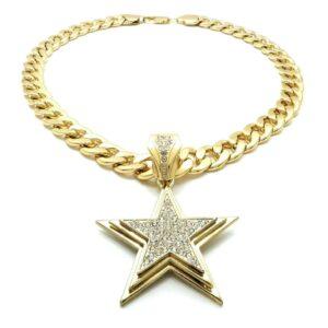 Star Pendant w/11mm 20