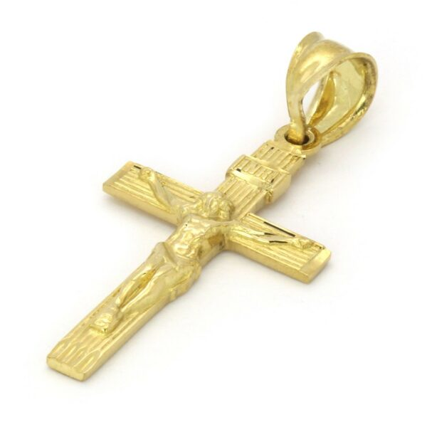 "JESUS CROSS And 24""/30"" Cuban Necklace"