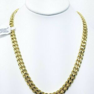 CUBAN CHAIN & BRACELET SET