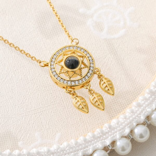Pendant Charm With Necklace For Women Gift Jewelry